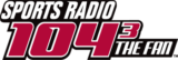 The Fan Sports Radio Logo