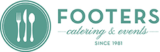 Footers Catering logo